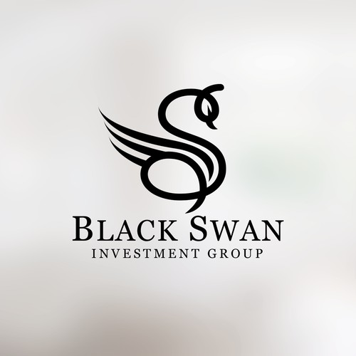 Logo concept for an investment company