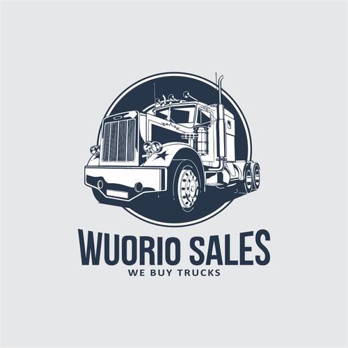 Logo Truck Racer