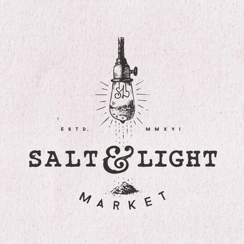 logo for SALT & LIGHT