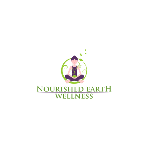 Character logo for Wellness Spa