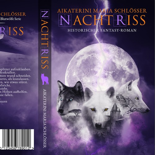 NACHTRISS Book Cover