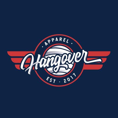 Hangover logo concept