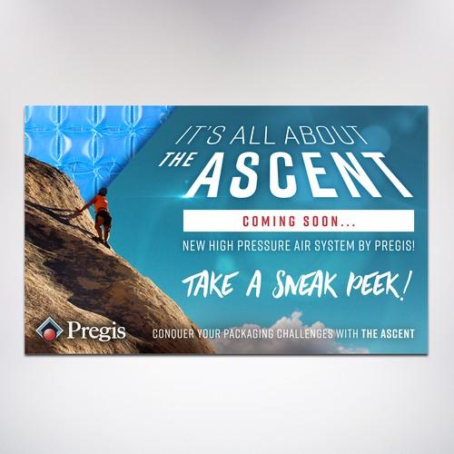PREGIS Ascent Teaser Concept