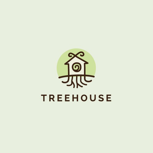 Logo Concept for TREEHOUSE