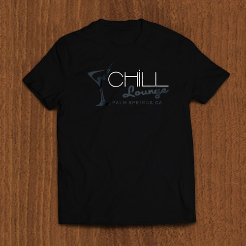 CHILL lounge bar - logo