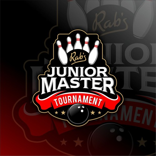 Logo concept for Junior Master Tournament