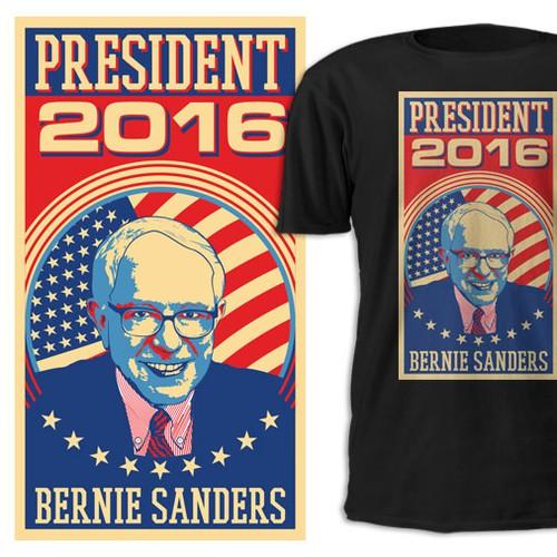 Create a Progressive Political Shirt for Political Campaign
