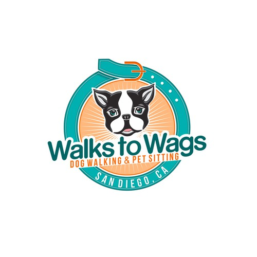 Growing and eager Dog Walking Service