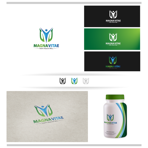 Create a WOW logo for a new, dynamic business in the health & wellbeing sector.