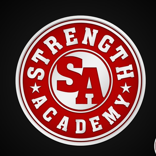 logo for Strength Academy