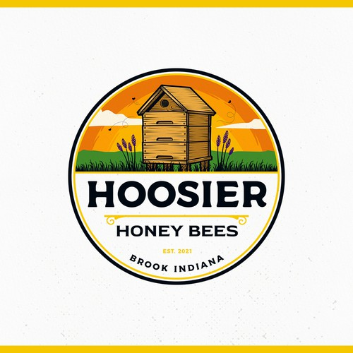 need a cool logo for my honey bee business