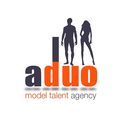 Logo pentru o agentie de foto-modele