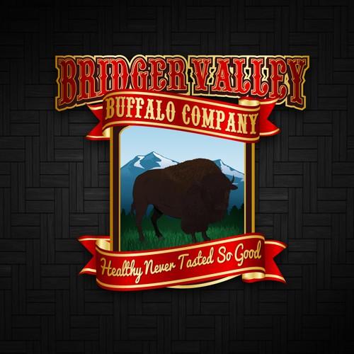 Bridger Valley Buffalo Company's LOGO