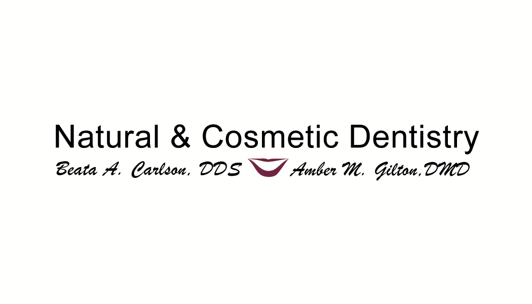 natural dentist logo
