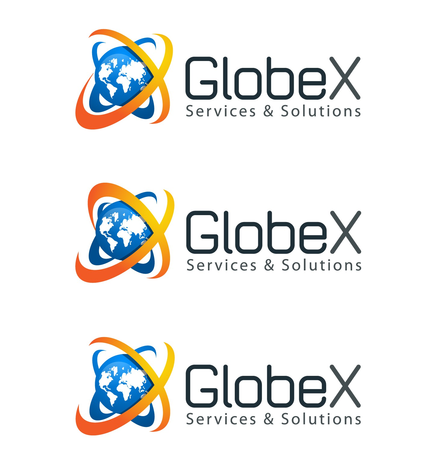 New logo wanted for GlobeX Services & Solutions LLC