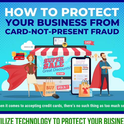 "Infographic ""How to protect your business..."""