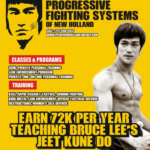Help Keep Bruce Lee's Legacy Alive!