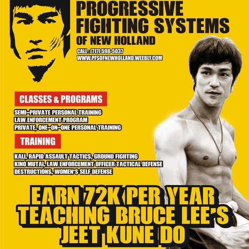 Help Keep Bruce Lee's Legacy Alive!