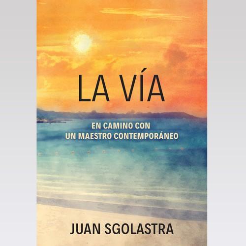 Book cover for spiritual memoir