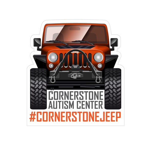 Logo for Sponsored Jeep