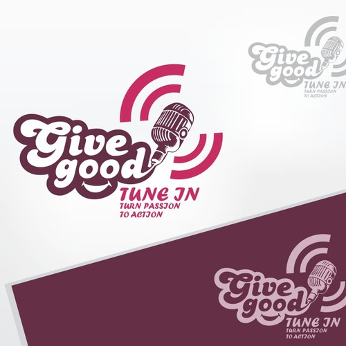 Help Give Good with a new logo