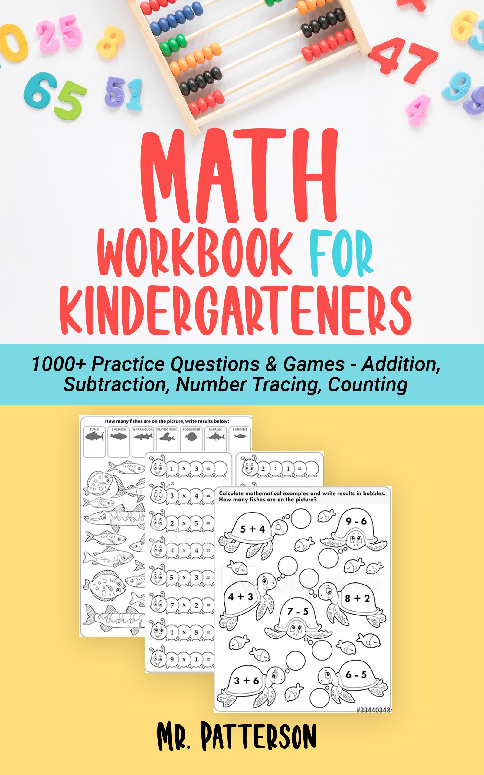 School Book Cover for Kindergarteners!