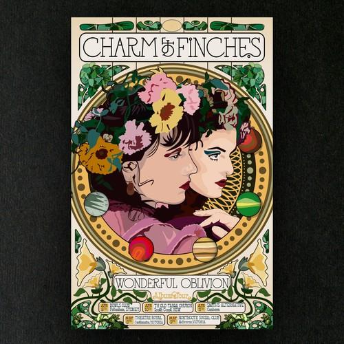 Band Poster Illustration/Design