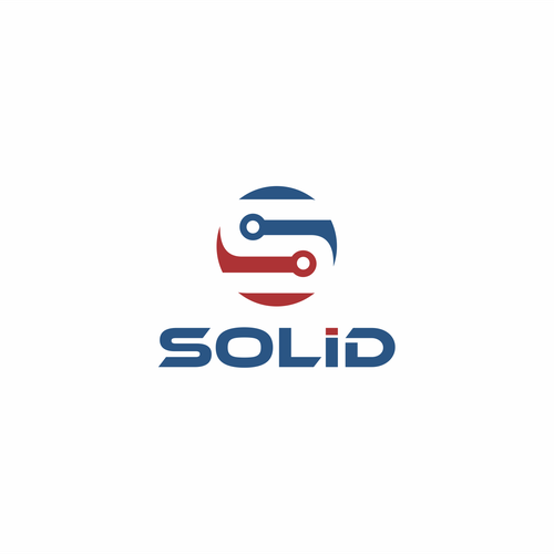 Bold logo for SOLID