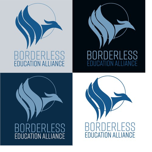 Modern updated logo for education non-profit