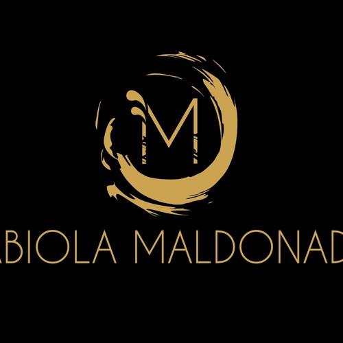 Create artist logo design with the name (fabiolamaldonado.mx) for website, paintings certificates, etc.