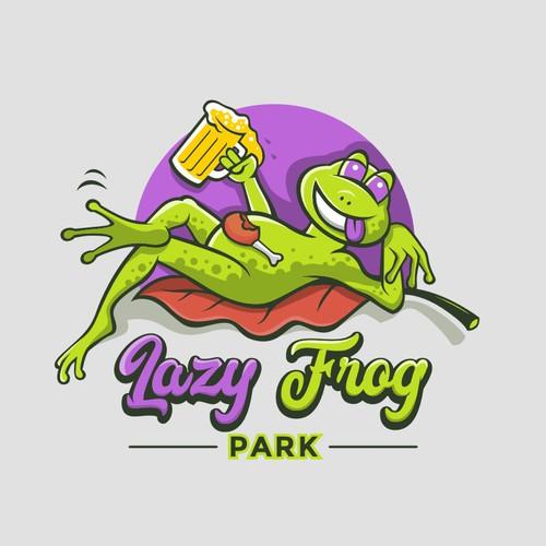 Lazy Frog Park