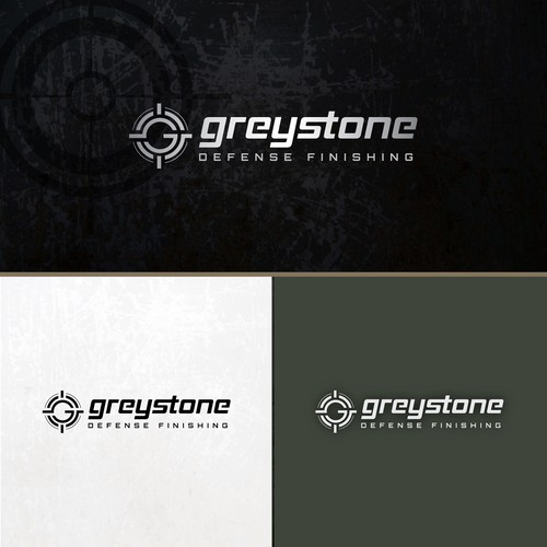 Greystone Defense Finishing - corporate logo