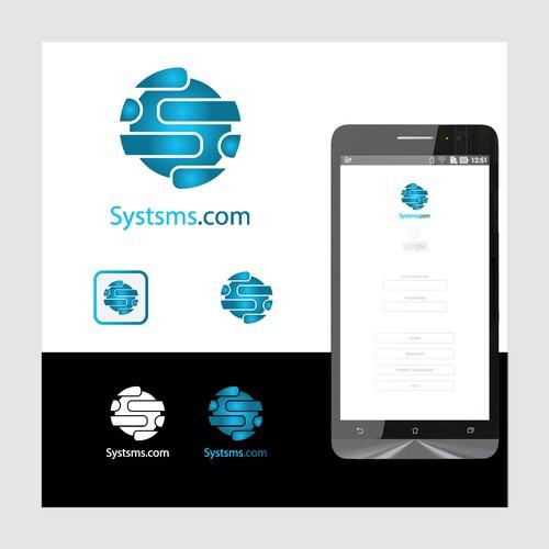Systsms.com Logo Design Concept