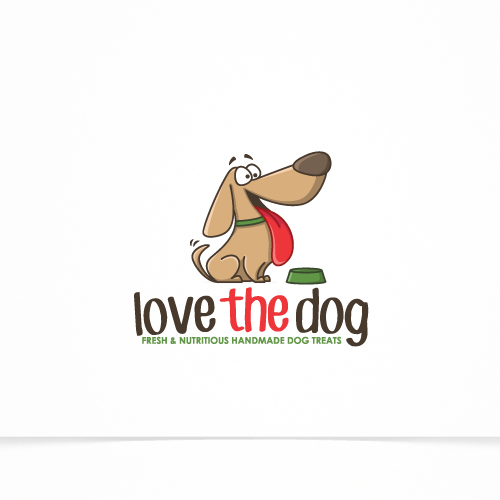 Love The Dog, Fresh & Nutritious Handmade Dog Treats