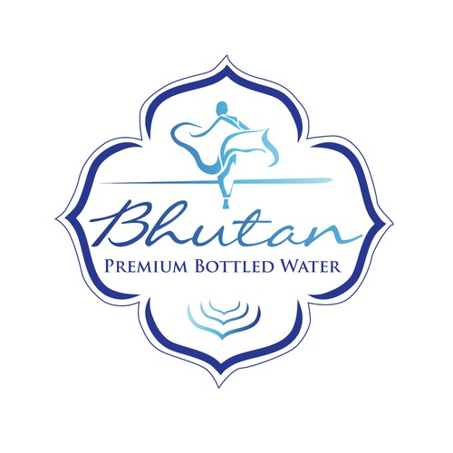 Logo for Bhutan Premium Bottled Water