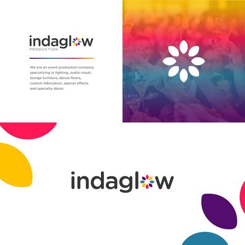 Indaglow | Logo Design