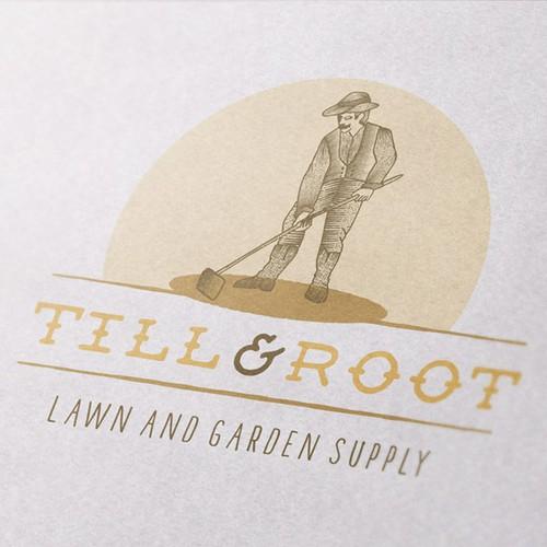 Logo Concept for Garden Supply