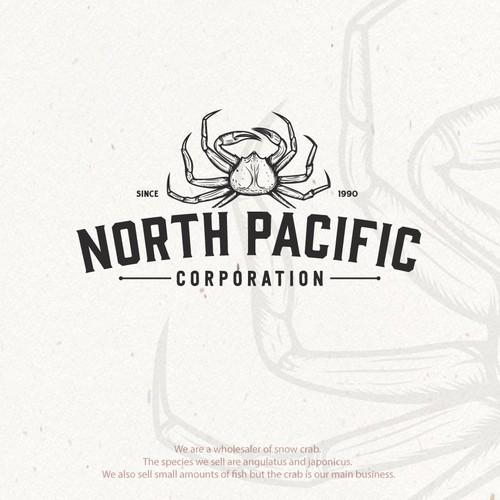 Crab Logo.