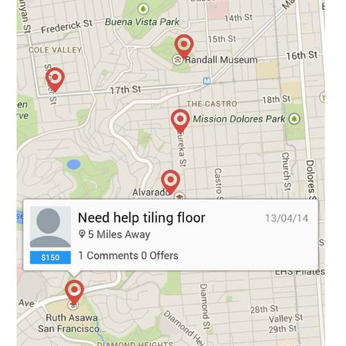 Map app