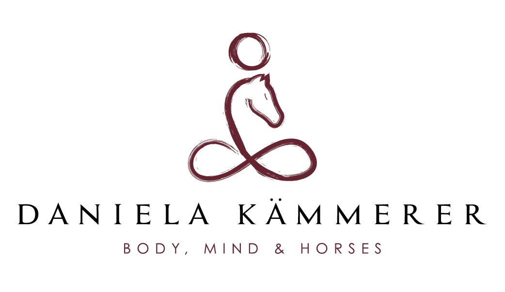 Horse and yoga business is looking for a beautiful new logo, combining the two topics