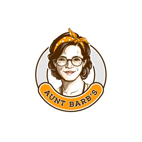 Logo Design for Aunt Barb's