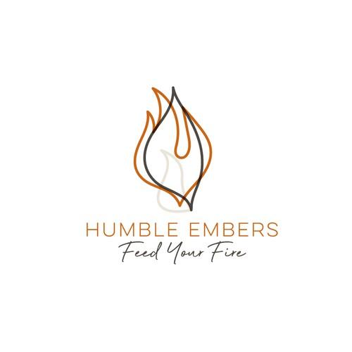 humble embers logo