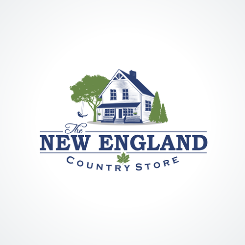 logo for The New England Country Store