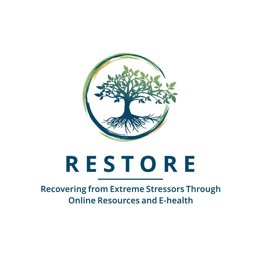 Logo for a New Online Wellness Intervention