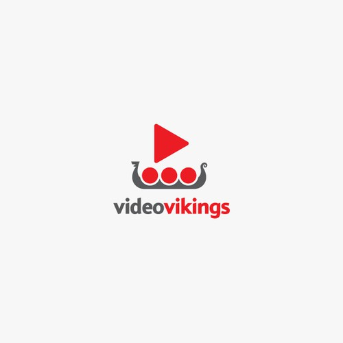 Logo Design for Video Vikings