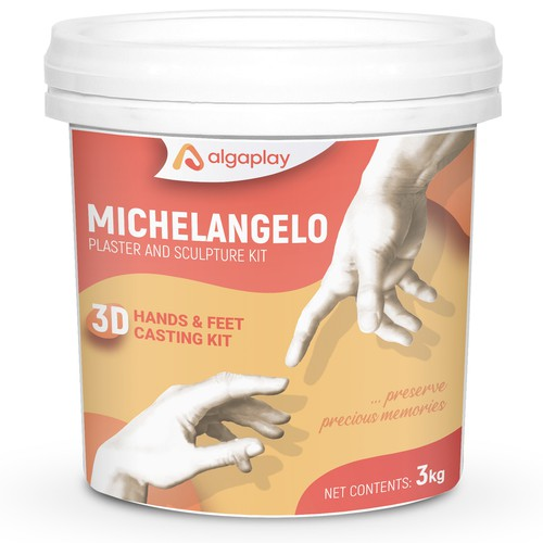Michelangelo is a kit for bodycasting