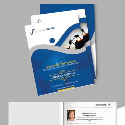 Booklet Designing
