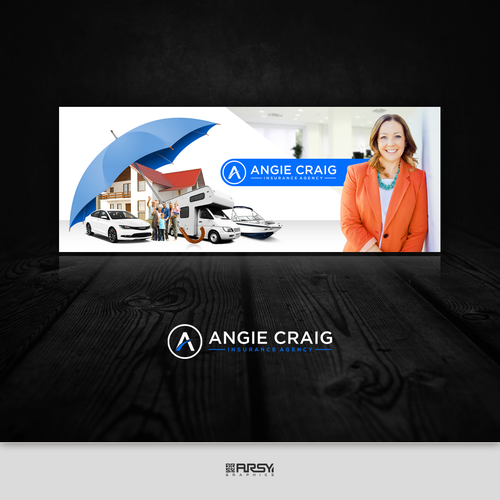 :: Facebook Cover for ANGIE CRAIG | INSURANCE AGENCY