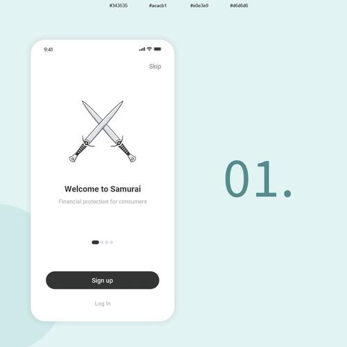 Samurai Mobile App