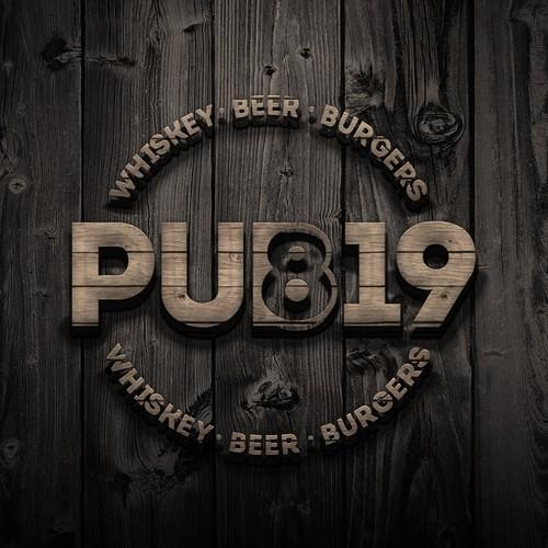 PUB 8 1 9 Logo